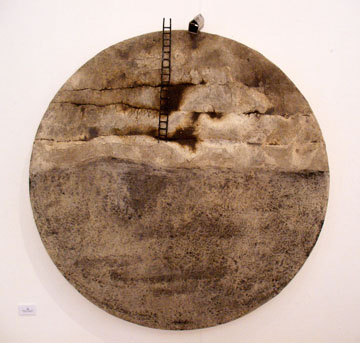 Andrew Campbell piece, 2009 Exhibition, NorwichUK