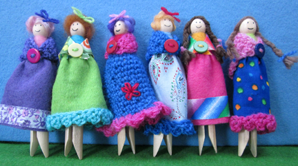 Dolly Peg Dolls