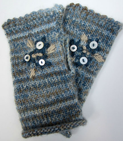 keep warm with patterns for easy crochet mittens gloves wrist warmers