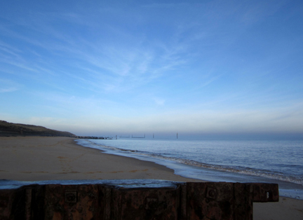 Norfolk Beach - Milstone