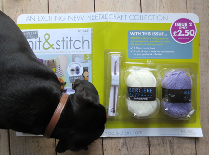 Knit and Stitch Mag for Knitting and Stitching