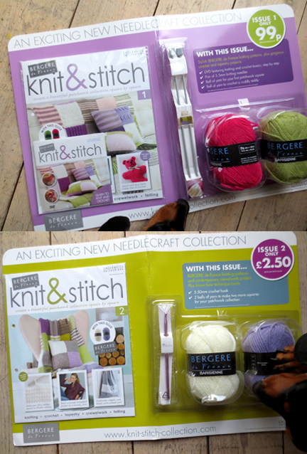 Knitting and Stitching Magazine