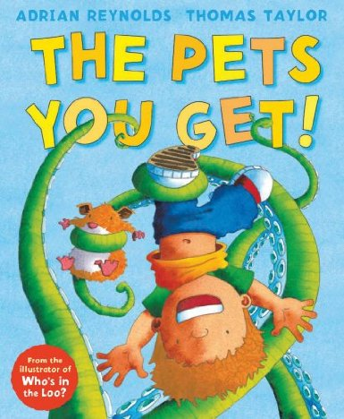 TYhe Pets you Get - Thomas Taylo