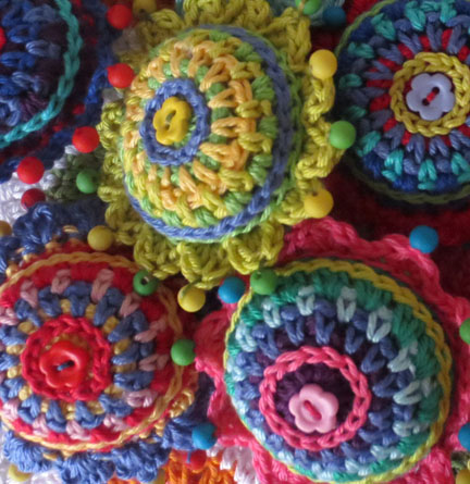 Free Crochet Pattern Christmas Bauble : Crochet Christmas Baubles - Part Two