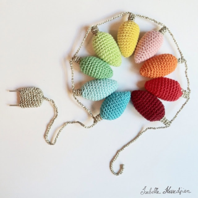 crochet decoration - Christmas Countdown Day 13