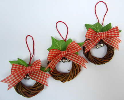 twig rings Cristmas Countdown Day 12
