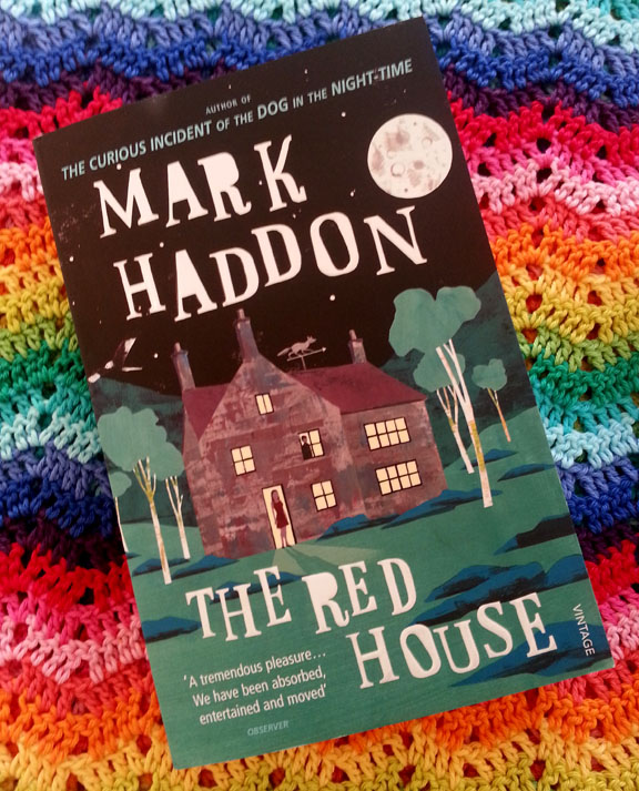 Mark Haddon - The Red House - A Year in Books
