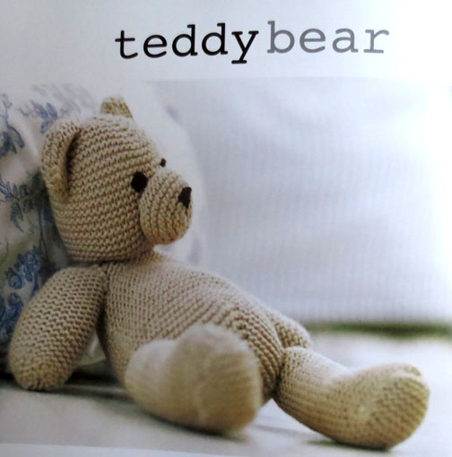Debbie Bliss - teddy