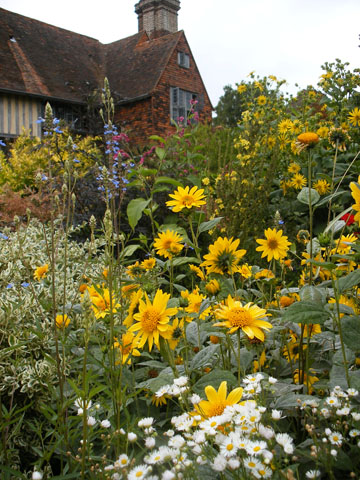 Long border - Great Dixter