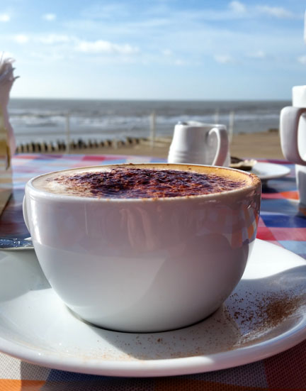 Happy Friday at Bexhill on Sea